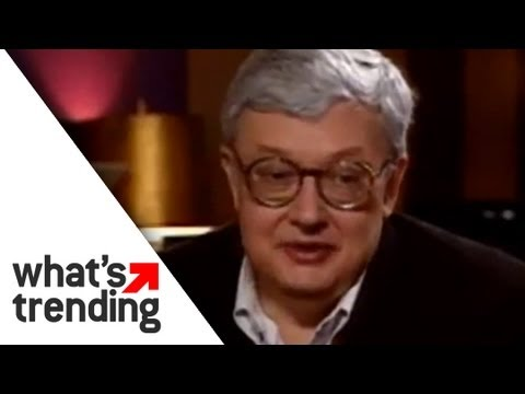 Best Roger Ebert YouTube Moments Compilation (1942 - 2013)