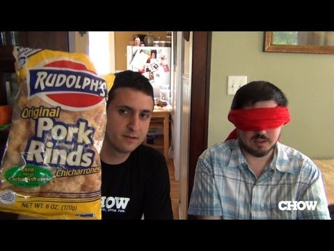 5-in-3: Tasting Pork Rinds with a Chowhound