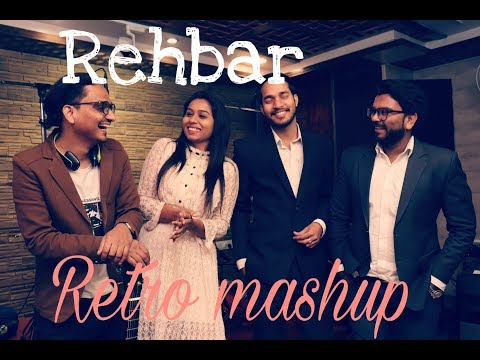 Retro Mashup | Most Romantic Old Songs || Rehbar||
