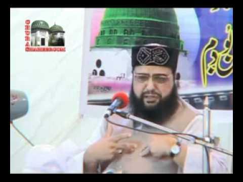 Sahibzada Allama Abu Bakr Chishti Sahib at Chura Shareef Urs Mubarak 2007