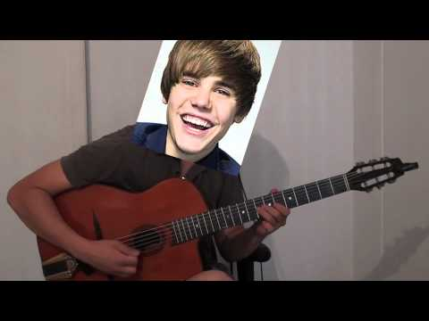 Baby Acoustic Tab by Justin Bieber @ Ultimate-Guitar.Com