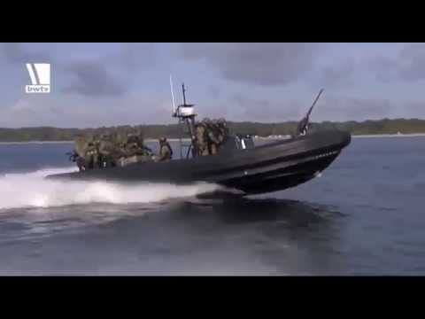 German Navy Kampfschwimmer Special Forces