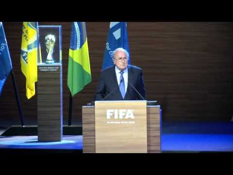 Blatter Says He's Ready to Run for FIFA Re-election