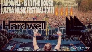 HARDWELL Is In The House (Ultra Music Festival 2017) Intro🔥🔥🔥🔥🔥🔥