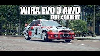 WIRA EVO 3 AWD FULL CONVERT by Reezal Denji