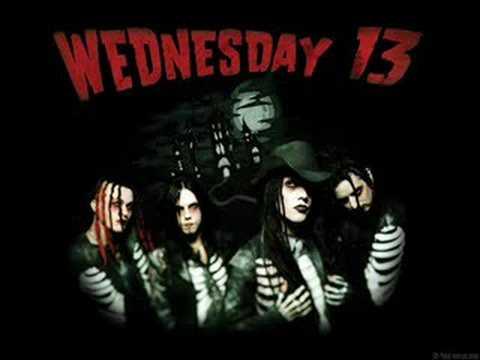 Wednesday 13 - I Love To Say Fuck