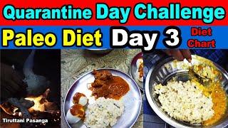 Paleo Diet Quarantine Day Challenge Day 3 (Weight Loss Tips)