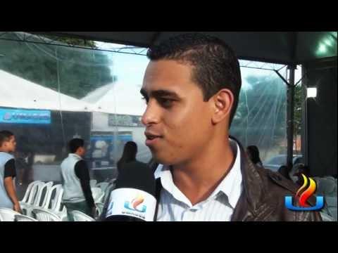 UMADEB 2012 - Dia 20-02 - Lays Olliver com Jovens da UMADEB - Pablo