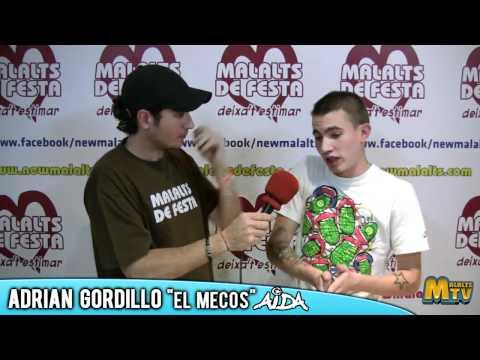 ENTREVISTA ADRIAN GORDILLO - EL MECOS EN AIDA
