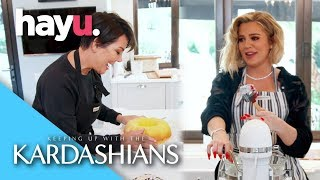 The Kardashian Bake Off! | Keeping Up With The Kardashian