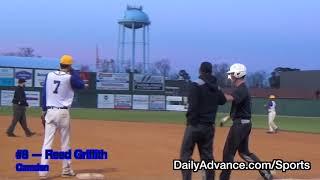 The Daily Advance | High School Baseball | Camden at Edenton
