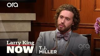 T.J. Miller on Trump: It