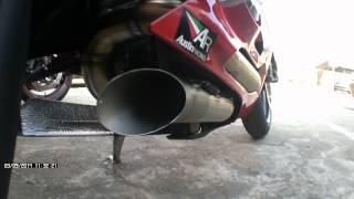 Ducati 1199 Panigale Austin Racing exhaust