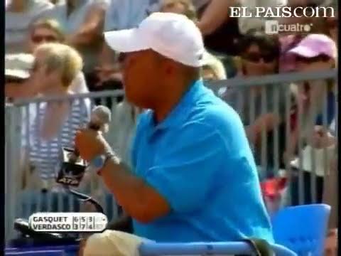 verdasco insulta a gasquet