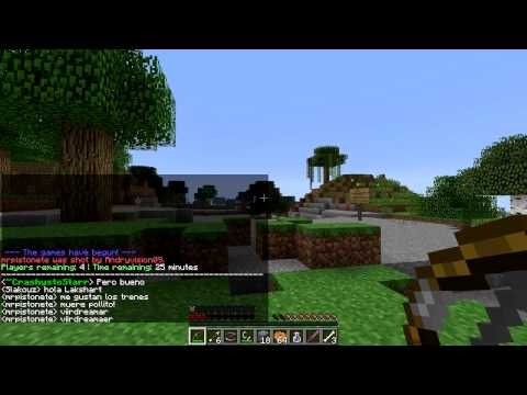 Minecraft Juegos Del Hambre - ¡Nuevo server! 1.6.2, Premium =)
