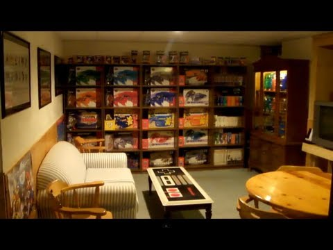 Nintendo Room Tour by Nintendo Collecting 101 (HD)