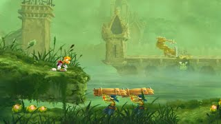 Rayman Legends Game Review