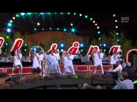 Diggiloo-gänget - Medley (Allsång på Skansen)