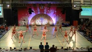 YOUNG SENSATION - Schwäbische Meisterschaft 2015