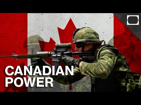 How Powerful Is Canada