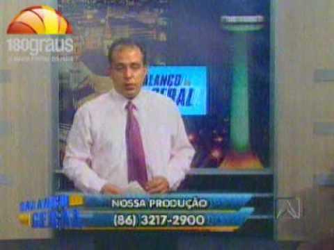 Douglas - Balanço Geral - IMAGENS DA TV ANTENA 10