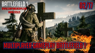 Battlefield 1 - Gameplay G_SuuS - 02