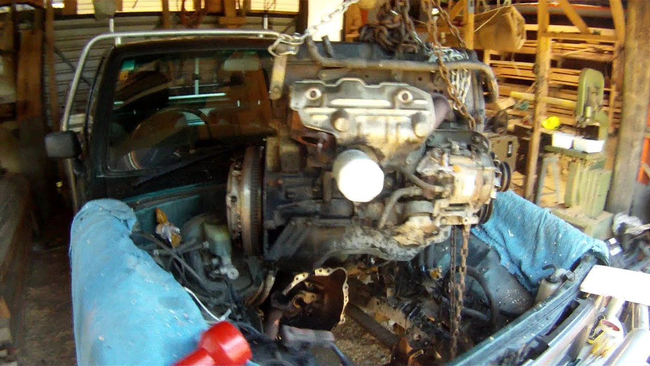 how to remove a toyota hilux engine in a few hours a step by step guide  2 8 diesel 1997 3rd gen 4runner wiring diagram 2000 4runner wiring diagram