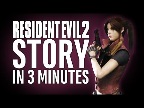 Resident Evil 2 Story | Everything You Need To Know in 3 Minutes