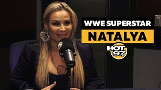 WWE's Natalya On 'Crown Jewel', Travel Issues From Saudi Arabia, & Women's Evolution