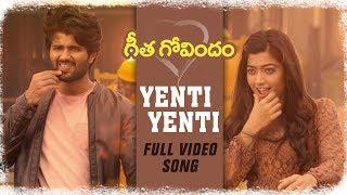 Yenti Yenti Full Video Song  Vijay Deverakonda Ras
