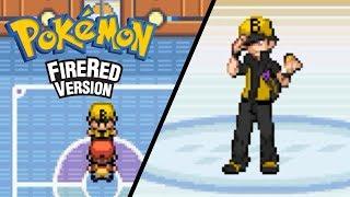 Pokemon Firered Hack - VS BroGamerChannel