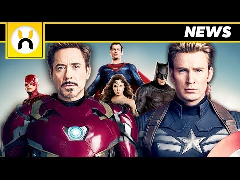 New Study Reveals Why Marvel Movies Perform Better Than DC
