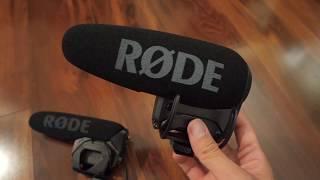 Best Camera Shotgun Mic | Rode Videomic Pro+ vs Shure VP83