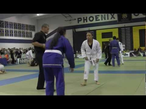 Submission #27: Kelly Grijalva (Phoenix College Judo) vs Courtney Marrujo (Rey Diogo/De Brazil) Image 1