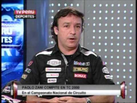 Paolo Chubi Zani / Tv Perú Deportes (04/05/13)
