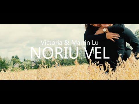 Victoria & Martin Lu Noriu Vel retronew