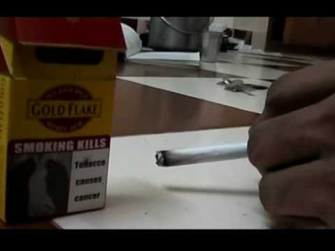 PASSIVE SMOKING SHORT FILM BY B.PRAVEEN KUMAR