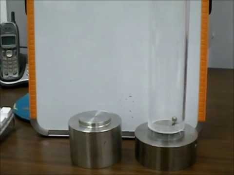 Bulk Metallic Glass - BMG - Demonstration of Mechanical Properties