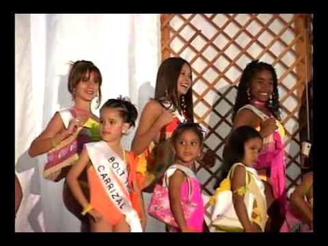 Little Miss Naturist Pageant