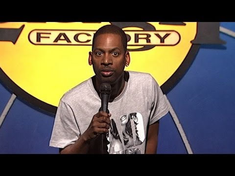 Tony Rock - Arguing With Black Girls Stand Up Comedy