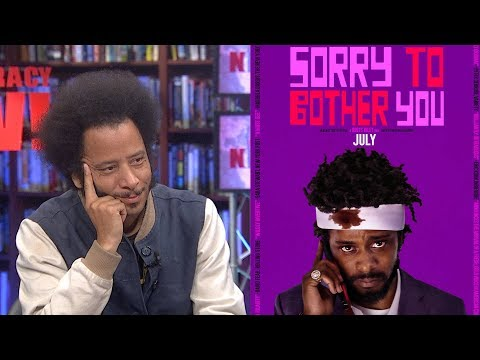 """Boots Riley On His Anti-Capitalist Film """"Sorry To Bother You,"""" The Power Of Strikes & Class Struggle"""