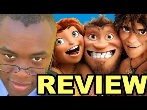 THE CROODS MOVIE REVIEW - Black Nerd Reviews