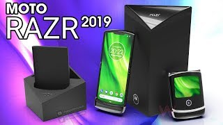 Motorola RAZR 2019 - First Unboxing Experience!