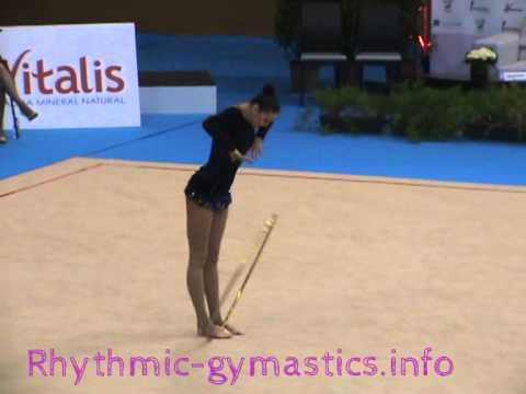 Alina Maksymenko Hoop Final World Cup Lisbon 2013