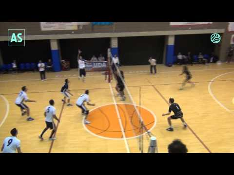 Iposea Udas - ASD Trelicium Supervolley   3 - 0 / Highlights