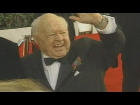 Mickey Rooney Death: Legendary actor dies aged 93