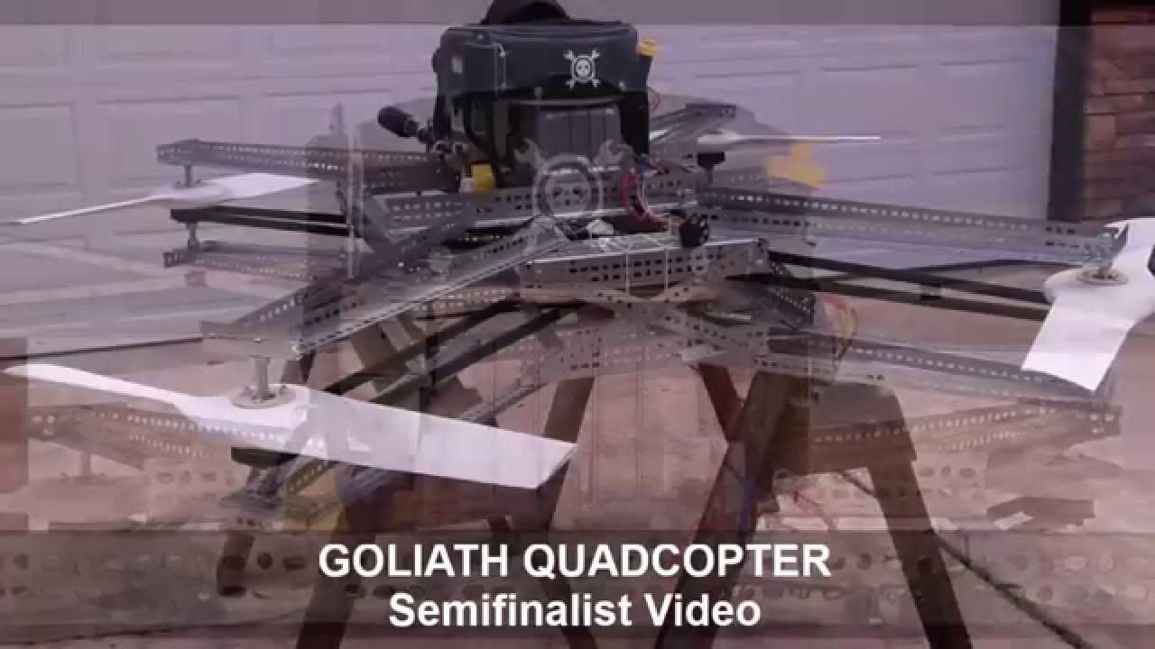 Jun 20, · We see quadcopter projects all the time here on Hackaday, so it takes something special to get our attention. [Peter McCloud] has done just that with Goliath, a gas powered quadcopter .