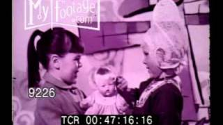 Stock Footage - Tiny Thumbelina TOY COMMERCIAL