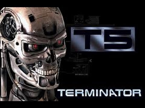 Terminator: Genesis (2015) / Movie Trailer [HD] / *Ardold Schwarzenegger *James Cameron