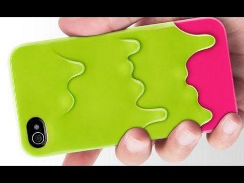 Как сделать чехол для телефона из силикона и крахмала